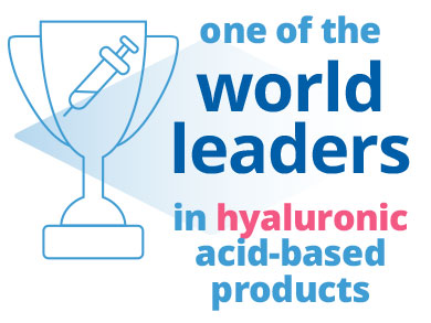 IBSA world leader in hyaluronic acid-based products