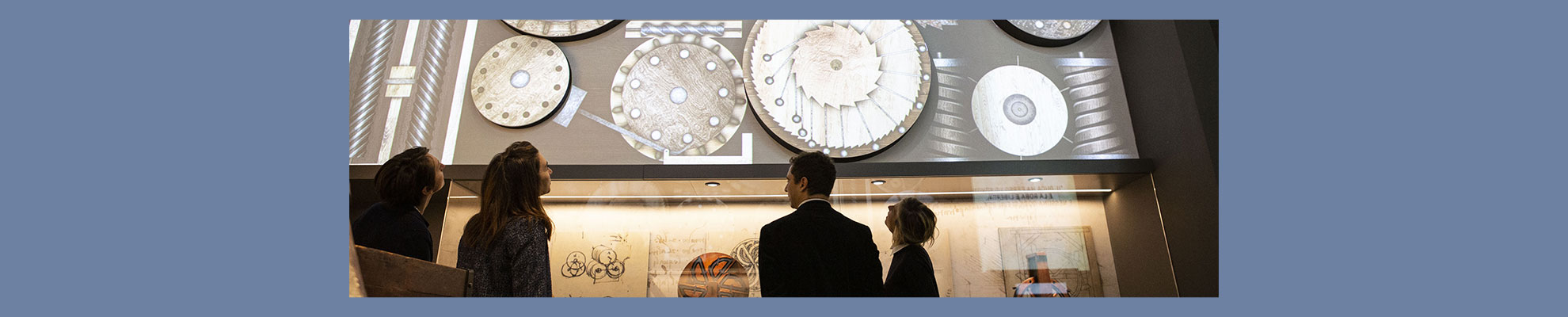 IBSA Foundation partner Leonardo da Vinci National Museum of Science and Technology in Milan