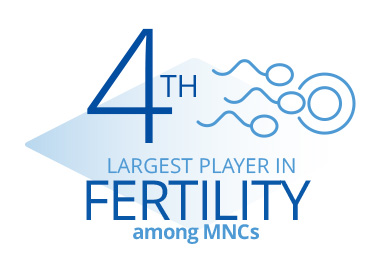 IBSA 4th largest player in fertility