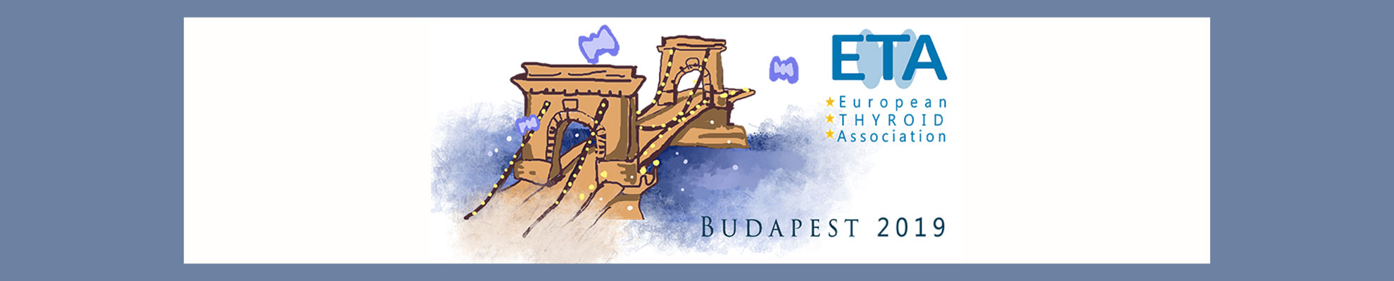 IBSA ETA Congress Budapest September 2019