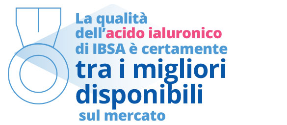 IBSA acido ialuronico qualità